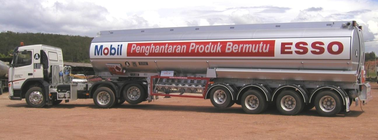 Petroleum Diesel Road Tankers Zenith Engineering