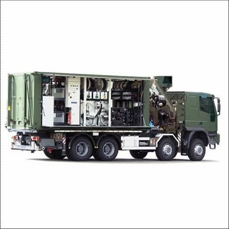 Kärcher CBRN Decontamination System | Zenith Engineering