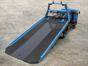 Zenith Engineering Flat Bed Tow Truck