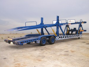 Zenith Engineering Car Carrier